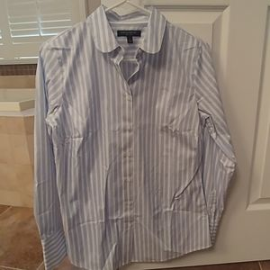 Banana Republic size 8 Riley dress shirt new